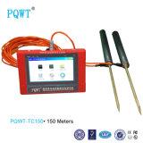 Het populaire Ondergrondse Meetinstrument van de Detector pqwt-Tc150 van het Water Gevoeligste voor het Merkteken van het Water van 150m met Doos