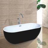Vasca da bagno d'inzuppamento indipendente sanitaria della stanza da bagno (9006B)