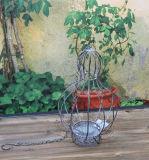 装飾的なホームおよび庭の鉄S/2のランタン