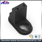 Metal que processa as peças de alumínio do CNC da maquinaria