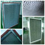 Фильтр стеклянного волокна HEPA сепаратора Pleat HS глубокий