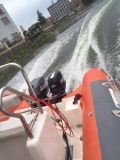 Außenbordbewegungsboot
