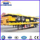 Трейлер тележки, 50-80 тонн общего назначения трейлера, трейлера груза, Semi трейлера