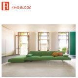 [إيوروبن] أسلوب قشدة لون 4 [ستر] بناء أريكة