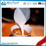 Cruche de lait en gros de café de crème de cappuccino d'acier inoxydable avec l'échelle