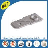 Kundenspezifische Nickel überzogene Messingkabel-Öse