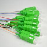 Splitter PLC 1*16/Splitter стекловолокна с разъемом Sc APC