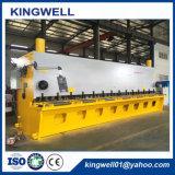 QC11y de Hydraulische Scherende Machine van de Plaat van het Staal van de Guillotine