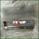 tubo infrarrojo de rubíes del halógeno del cuarzo de la onda corta de 220V 1000W con el reflector de la lámpara
