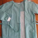Abito chirurgico dell'ospedale di isolamento non tessuto a gettare medico del chirurgo (SC-SG001)