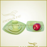 De afgedrukte Ceramische Reeks van het Diner van het Steengoed van het Diner van China van het Diner Vastgestelde Vastgestelde