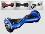 """Rodas espertas de Koowheel duas queBalançam a bicicleta elétrica da sujeira do """"trotinette"""" com diversões divertidos de Bluetooth"""