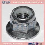 Noix en nylon de bride du blocage DIN6926 (S.S.)