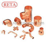Kupferne passende kupferne Standardschutzkappe En1254-1