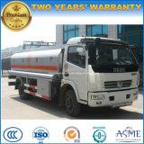 Dongfeng 8000 des Liter Kraftstofftank-Truk 8 Tonne tanken LKW wieder