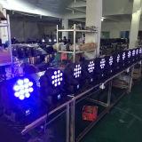 Der DJ-LED Minibeweglicher Kopf träger-Stadiums-Beleuchtung-12X12W