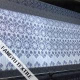 Tela del cordón de la flor de Sun populares para el vestido