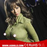 евро куклы секса TPE силикона груди 160cm кукла влюбленности большого реального реалистическая сексуальная