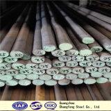 Aço plástico de aço do molde da barra redonda do molde Nak80 laminado a alta temperatura