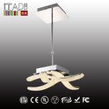 Luz pingente moderna LED