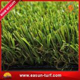 安い価格の人工的な草を美化する卸し売り多色刷りのPE