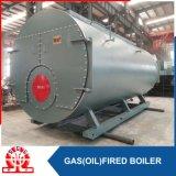 Gas des Niederdruck-2 T/H-0.7MPa und ölbefeuerter Dampfkessel