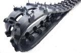 Chenille en caoutchouc brevetée de piste de modèle pour le robot