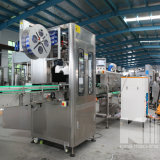 Machine craintive chaude d'animal familier de bouteille d'étiquette complète de PVC