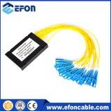 Divisore di memoria del divisore 144 del PLC del ADSL 1*16 di Gpon con chiusura
