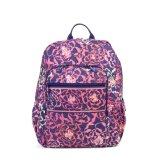 Backpack кампуса мешков плеча девушок школы Printcloth способа двойной