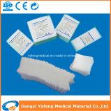 さまざまなサイズの医学の吸収性の生殖不能の非生殖不能の綿のガーゼの綿棒