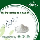 Fabrik-Zubehör-reines Hydrocortison 98% CAS: 50-23-7