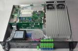 16 Wdm EDFA de la salida 19dBm de los Multi-Accesos con la gerencia del SNMP