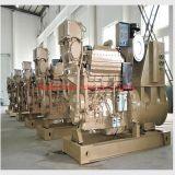 Cummins 120kw, 150kw, 160kw, 170kw, 180kw, 200kw, 240kw, 250kw, 270kw, 280kw, 300kw potencia diesel Genset marina/conjunto de generador
