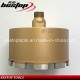 D120mm намочили используемые биты пустотелого сверла диаманта для камня гранита