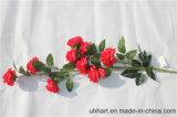 Disposizioni di fiore artificiale Rosa per le decorazioni di cerimonia nuziale di favola