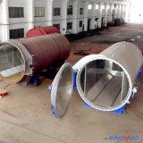 使用できるエンジニア整備するためガラス薄板になるオートクレーブ(SN-BGF2045)を