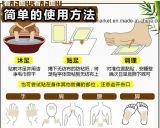 Mascherina di cura di piede dell'ingrediente della pianta della zona del piede della mascherina del piede del Detox di Pilaten varia
