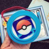Pokemonの漫画の充満宝物Pokemonの明るい移動式電源力の貸金庫セット