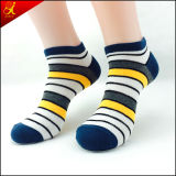 Stripe Man Ankle Sock Venta al por mayor China Manufacturer Compression Socks