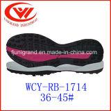 GummiOutsole im Freiensohle für Fußball-Schuhe