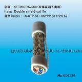 Netz-Kabel der HochfrequenzCat5e STP
