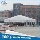 Im Freienereignis-Partei-Zelt für im Freienereignis-Partei