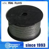 Fibra del carbón con el conjunto Glanded del embalaje de la trenza del grafito