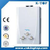Calentador de agua de gas de gas natural