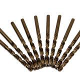 鋭い金属およびステンレス鋼のためのHSSの穴あけ工具のまっすぐなすねの先を細くすることのすねによって減らされるすね