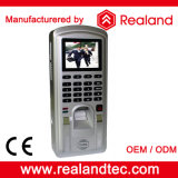 Controllo di accesso di presenza di tempo dell'impronta digitale di obbligazione di Realand