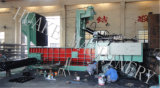 포장기 기계를 재생하는 Y81-200 금속 조각