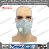 Niosh N95 medizinisches Ventil-faltbare Gesichtsmaske