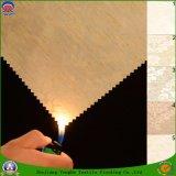 Tela impermeável tecida da cortina de indicador do escurecimento do franco da tela de matéria têxtil poliéster Home para cortinas de rolo